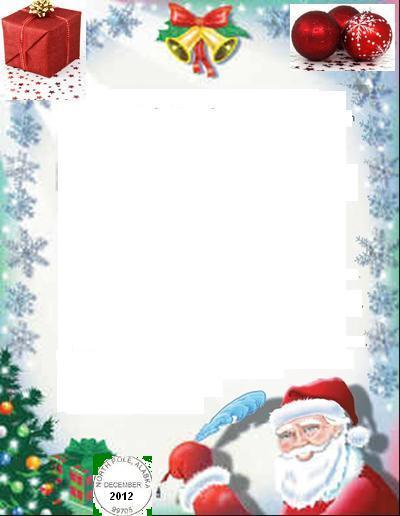 Write email santa claus free letters from santa claus free santa now select the letter layout stamp for recieving the santas response spiritdancerdesigns Images